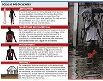 Infografia feita para o Jornal do Brasil