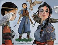 Tales of Falcon