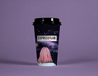 EspressoLab Bardak Tasarımı