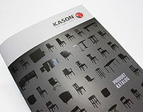 Kason, product catalog