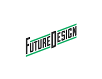Future Design Magazine Logo Design