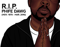 Rest In Peace, Phife Dawg