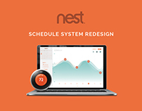 Nest Schedule System Redesign