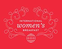 International Women's Breakfast