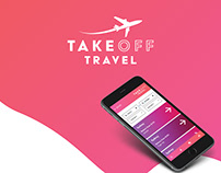 Takeoff Travel UX/UI