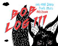 Bob Log III // Poster