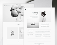 Inverto - Minimal WordPress Theme