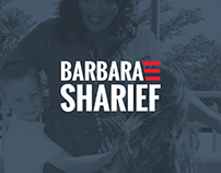 Barbara Sharief | Visual Identity