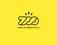 Zoológico Sevilla | Branding/Diseño Editorial