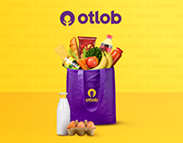 Otlob - The Market Launch Campaign