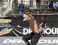 Dew Tour Long Beach Friday Practice Session