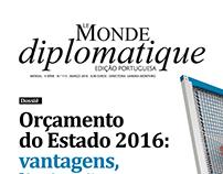 """""""Le Monde Diplomatique"""" Illustrations"""