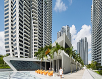 D'Leedon Singapore by Zaha Hadid Architects