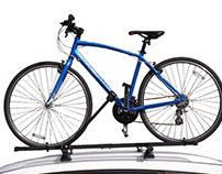 Transport multiple bikes by a car - Bike Fastener