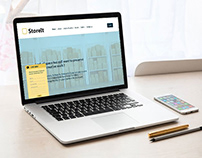 StoreIt | Website Design