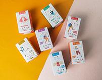 [ZTUAN植特安]品牌識別與包裝設計