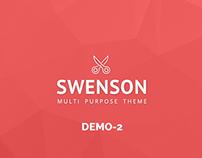 Swenson Demo-2