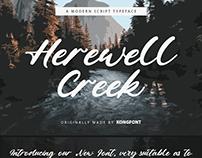 Herewell Creek
