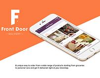 FrontDoor - Get Groceries & Products at your Doorstep