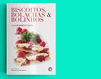 """""""Biscoitos, bolachas & bolinhos"""", cookies cookbook"""