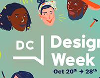 DC Design Week 2018 Animation