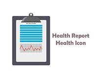 health report Health Icon