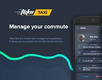 Teke Taxi