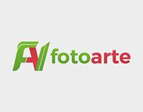 Redesign de marca para Foto Arte Bazar