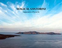 Magical Santorini