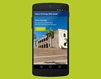 Santo Domingo Mini Guide App for Android