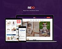 Redo | Personal Blog, Magazine & Review Portal