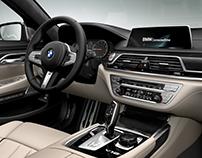 CGI | INTERIEUR | BMW M760iL