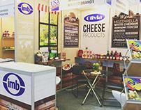 Vietnam Food Show Booth Design