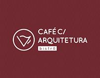 Brand & Identity → Café com Arquitetura