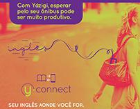Campanha Y Connect - Yázigi
