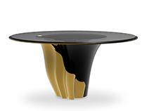 YASMINE Dining Table   By KOKET