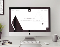 Minimalist Website Concept