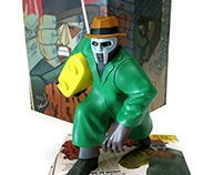 MadVillain Action Figure