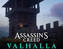 Assassin's Creed Valhalla (Military locations)