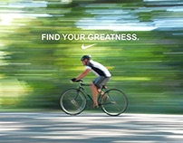Nike: Find your greatness