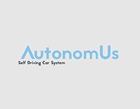 AutonomUs Self Driving Car