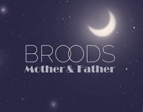 Broods - Mother and Father Kinetic Typography Video