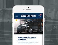 Volvo Car Prime App