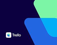 Trello - Collaboration Tool Branding Concept