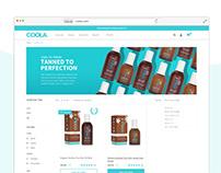 COOLA Redesign