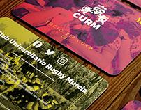 Club Universitario Rugby Murcia Members Card