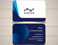 Medical Care | Business card