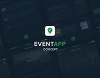 Event App Concept