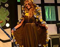 Trajes Típicos - Miss Terra Brasil 2013