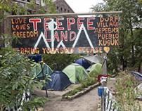 Teepee Land